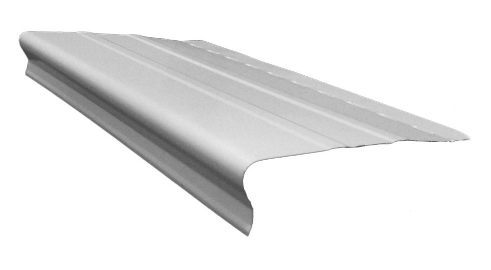 Midwest Solid Solid Gutter Guard Gutter Guard