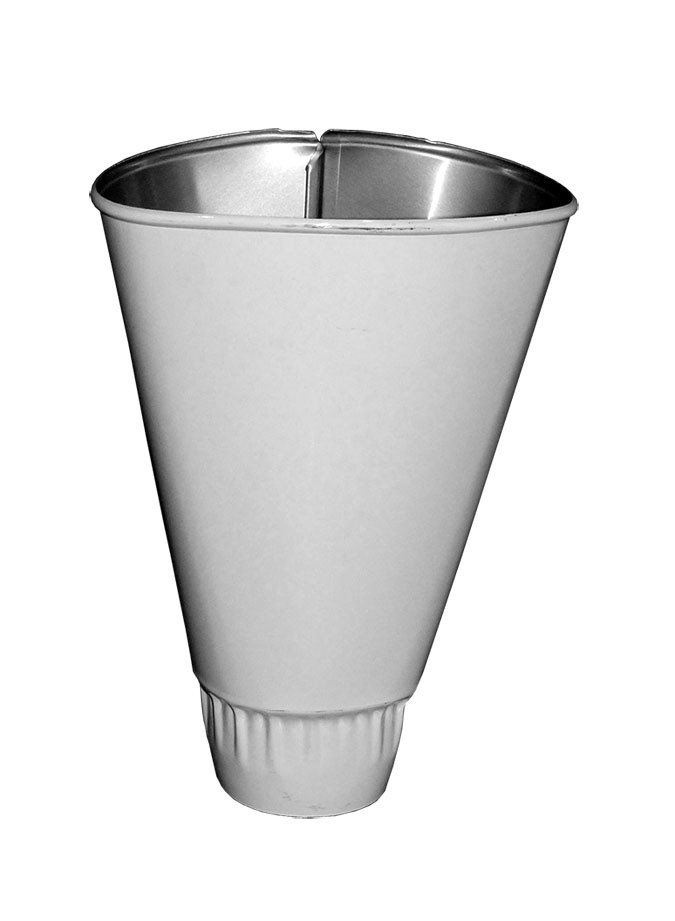 Oval Funnel 3 Quot 4 Quot Downspout Accessories Downspouts