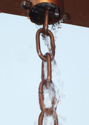 Special Order Rain Chains Downspouts