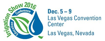 Irrigation Show 2016 - Las Vegas 12/5-12/9