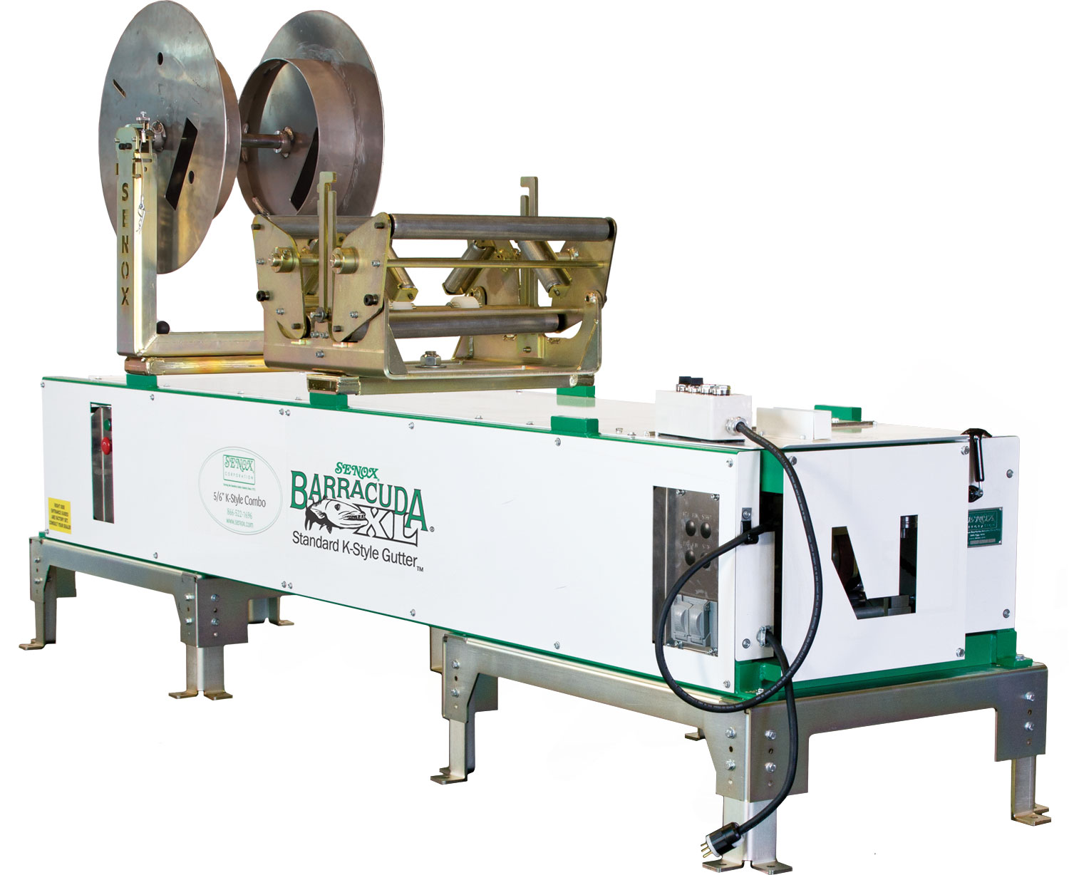 combo gutter machine for sale